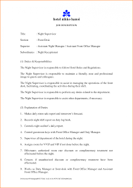 templates front desk manager job description officeplate in office template formats words sample forms 1224