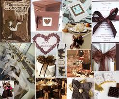 chocolat mariage mariage sur le thème le chocolat organiser un mariage
