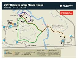 holidays in the manor house december 2 17 metroparks toledo