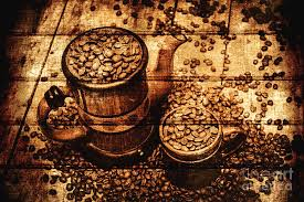 wooden coffee wall vintage wooden coffee shop sign photograph by jorgo photography
