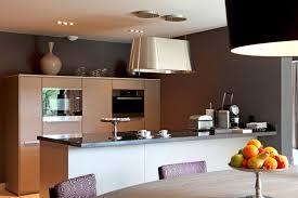 marron cuisine cuisine verte et marron avec decoration cuisine couleur verte idees
