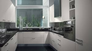 modern kitchen designs 2014 sleek modern kitchen looks like a posh contemporary office