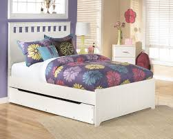 Bed Style by Lulu Full Panel Bed With Trundle The Brick