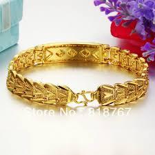 fine jewelry gold bracelet images Wholesale 18kt gold bracelet dubai metal bangles charming bracelet jpg
