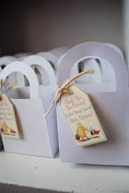 winnie the pooh baby shower favors craft envy classic winnie the pooh baby shower