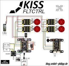 kiss fc connection diagram racing drones pinterest kiss