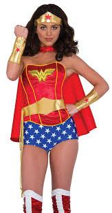 Wonder Woman Makeup For Halloween by Wonder Woman Costume Kit Ebay