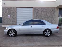 lexus ls 430 history 2006 lexus ls 430 for sale in houston tx stock 14601