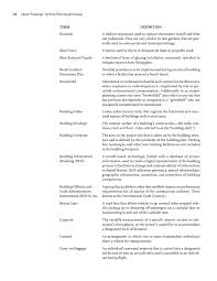 appendix i glossary airport passenger terminal planning and