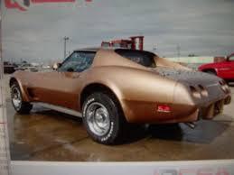 1975 corvette stingray for sale 1975 corvette for sale cambridge minnesota corvette car ads