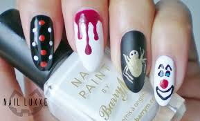 halloween nails nail luxxe