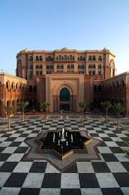 Sayad Seafood Restaurant In Abu Dhabi Emirates Palace Emirates Palace Hotel Formula Voyage