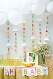 Baby Shower Centerpieces Ideas by Best 10 Cloud Baby Shower Theme Ideas On Pinterest April