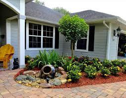 on a budget home design backyard small corner landscape design