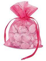 pink organza bags buy organza bags with draw string bulk apothecary