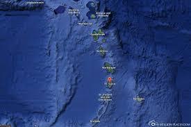 Saint Lucia Map Schwefelquellen U0026 Drive In Vulkan Auf St Lucia Reisebericht