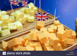 Image result for british flag cheese
