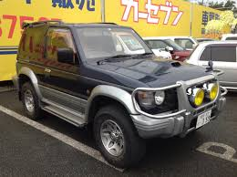 mitsubishi mauritius mitsubishi pajero 1996 for sale japanese used cars car tana com