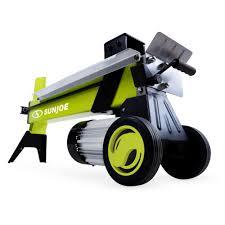 homelite 5 ton electric log splitter ut49103 the home depot