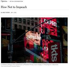 the new york times publishes prof weiner op ed published in the new york times assumption