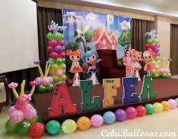 lalaloopsy party ideas for birthday