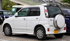 daihatsu terios 2000 daihatsu terios generations technical specifications and fuel economy
