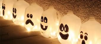 Halloween Decorations Ghosts Around Tree by 10 Cheap Diy Halloween Decorating Ideas Indoor U0026 Outdoor