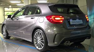 2013 mercedes a class sport amg in depth look youtube
