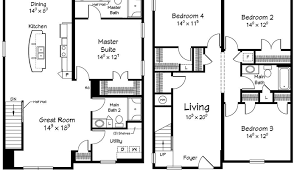 two story house floor plans luxamcc org