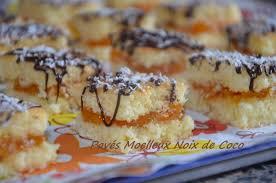 cuisine alg駻ienne gateaux gateaux algeriens pavés moelleux à la noix de coco le sucré salé d