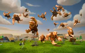 clash of clans wallpaper hd clash achievery wallpapers