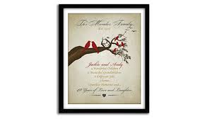 40th wedding anniversary gifts top 10 best 40th wedding anniversary gifts