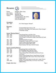 Retired Resume Sample by Resume Basketball Coach Resume