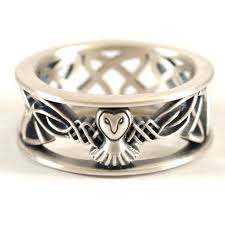Irish Wedding Rings by Best 10 Celtic Knot Ring Ideas On Pinterest Celtic Knot Jewelry