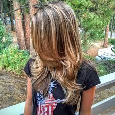 blonde balayage and haircut by jamy green yelp