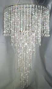 Faux Crystal Chandeliers Large Chandeliers Wedding Decor Direct