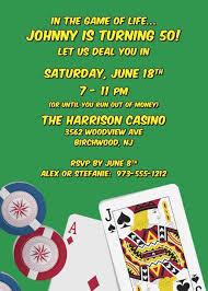 casino birthday party invitations ideas u2013 bagvania free printable