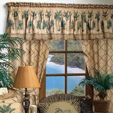 Window Valance Ideas Tropical Theme Valance Pertaining To Tropical Theme Valance 5
