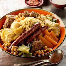 cuisiner couscous recette couscous poulet agneau merguez menu by menu