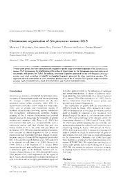 Cover Letter Microbiologist Microbiology Society Journals Chromosome Organization Of