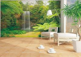Rainforest Wall Stickers Wall Murals Nature This Wallpaper Photo Brings The Beautiful Look