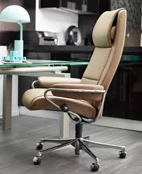 Ekornes Stressless Sunrise Office Chair  Fast Nationwide Delivery