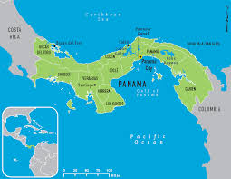 Panama World Map by Perfect Weather In Panama The City Dweller