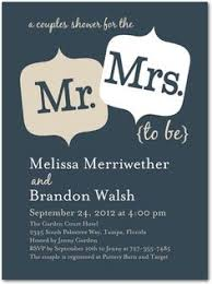 couples shower invitations co ed bridal shower invitations kawaiitheo