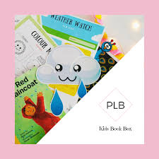 priya u0027s lit blog plb kids august book box the red raincoat