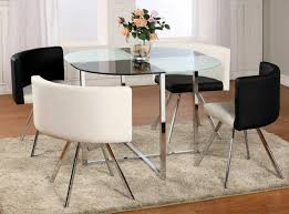 kitchen table ideas for small spaces glass top dining table ideas for small spaces with stainless steel
