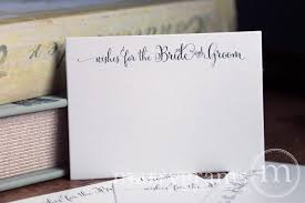 Groom To Bride Card Wedding Wish Cards Wishes For The Bride And Groom Whimsical