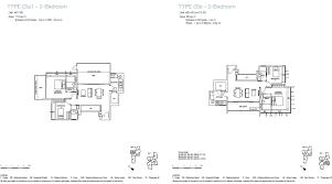 One Shenton Floor Plan One Balmoral