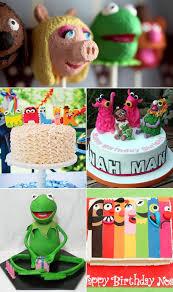 muppet birthday cake ideas popsugar moms
