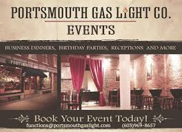 Gas Light Portsmouth Nh Portsmouth Gas Light Co Dining Tourism Members Live Music